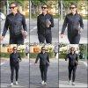 Jen sortant de la gym - le 8 Septembre -