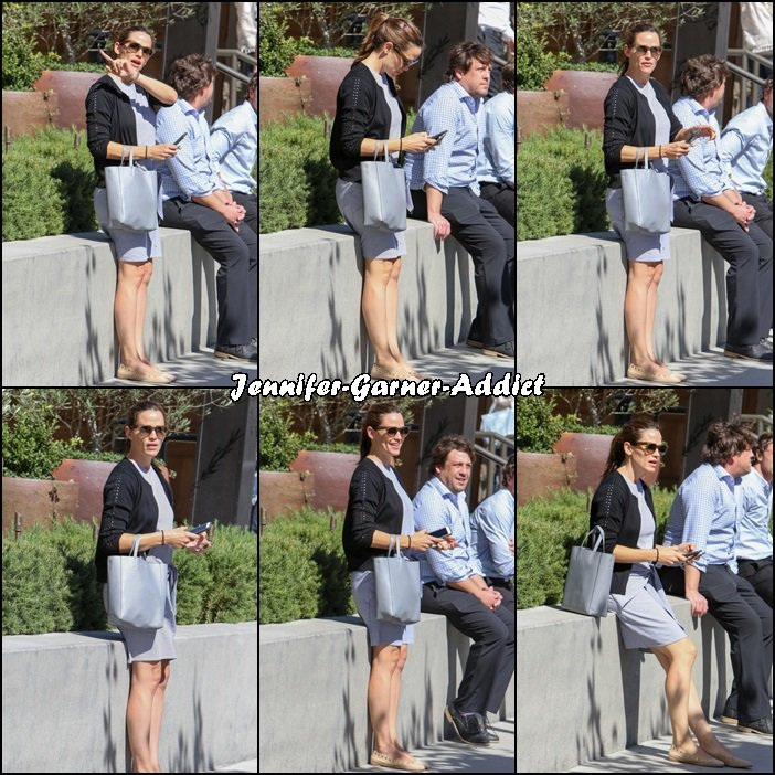 Jen seule dans Los Angeles - le 23 Septembre -