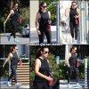 Jen sortant de la gym - le 30 Septembre -