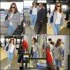 Jen à l'aéroport - le 10 Octobre -
