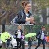 Jen et Sam sous la pluie (information capitale!) - le 17 Octobre -