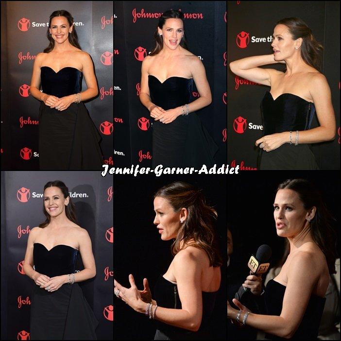 Jen au gala annuel de Save The Children au plaza hotel à New York - le 25 Octobre -