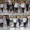 Jen sortant de la gym avec son agent - le 29 Octobre -
