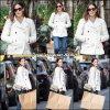 Jen a été faire un peu de shopping à NY - le 26 Octobre -