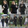 Jen a été chercher les filles à l'école - le 28 Octobre -