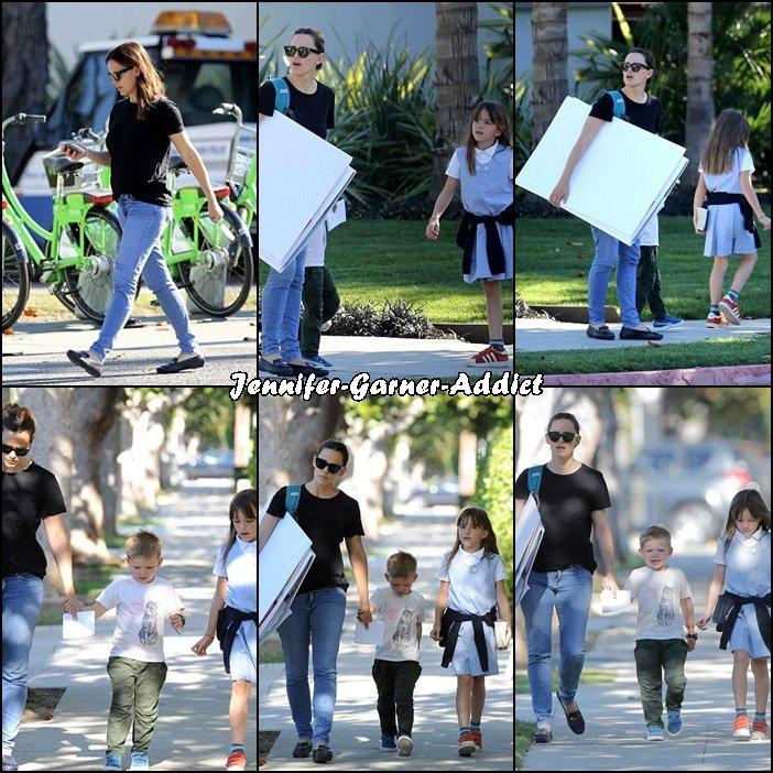 Jen et les enfants - le 3 Novembre -