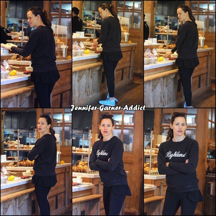 Jen est allée chercher le petit déjeuner - le 14 Novembre -
