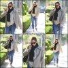 Jen dans les rues de LA - le 17 Novembre -