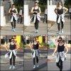 Jen sortant de la gym - le 21 Novembre -