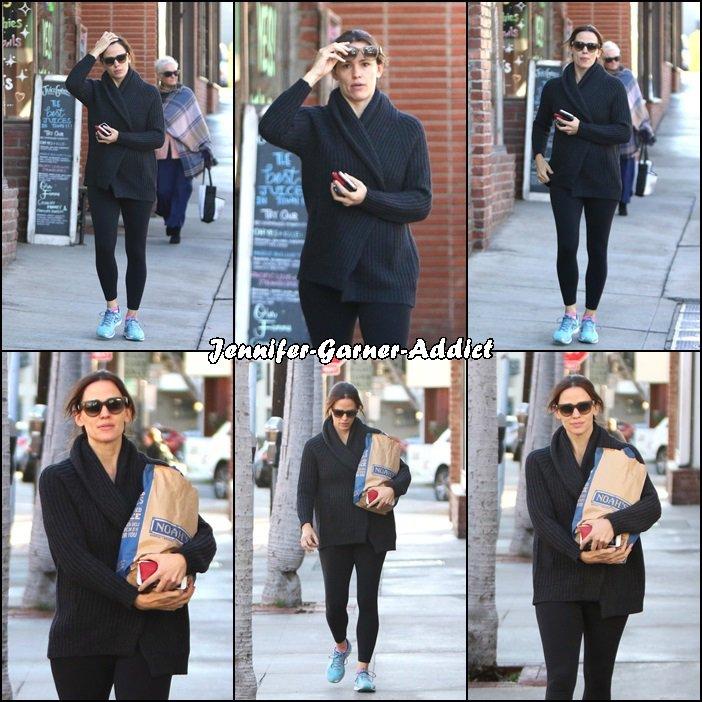 Jen a été faire quelques courses - le 23 Novembre -