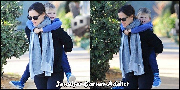 Jen et Sam de sortie - le 30 Novembre -