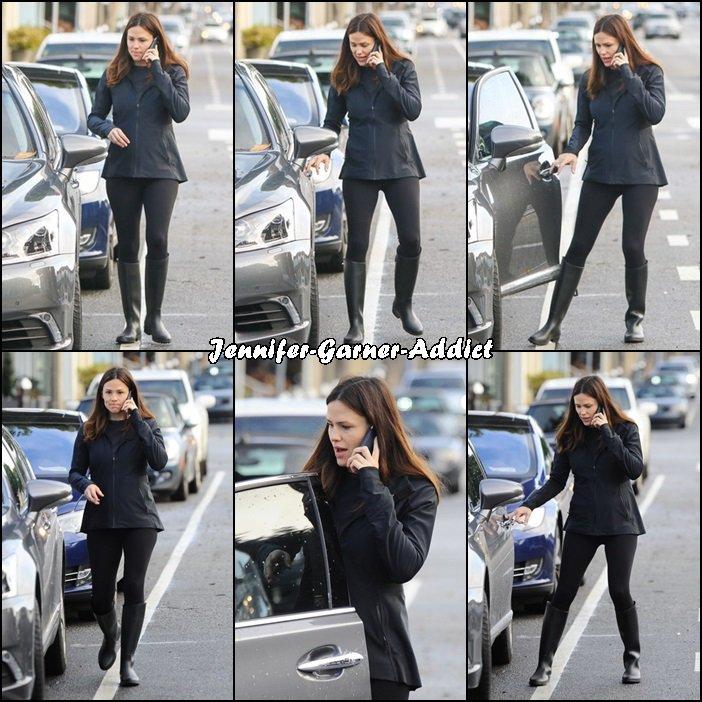 Jen a été amené Samuel quelque part - le 11 Janvier -