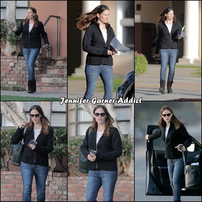 Jen errant dans LA - le 21 Janvier -