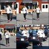 Jen a été chercher un café après son cours de gym - le 27 Janvier -