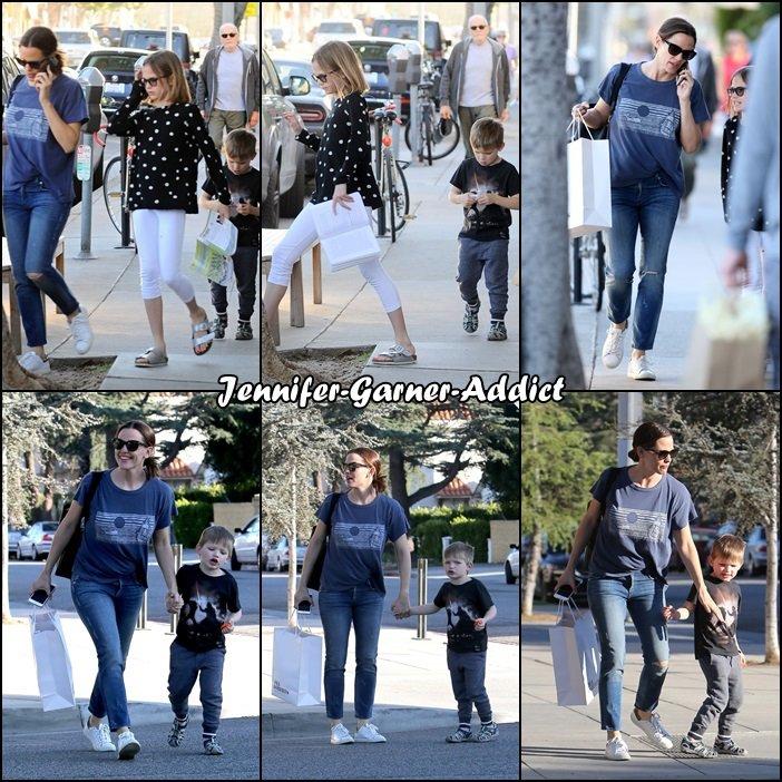 Jen et les enfants - le 9 Mars -