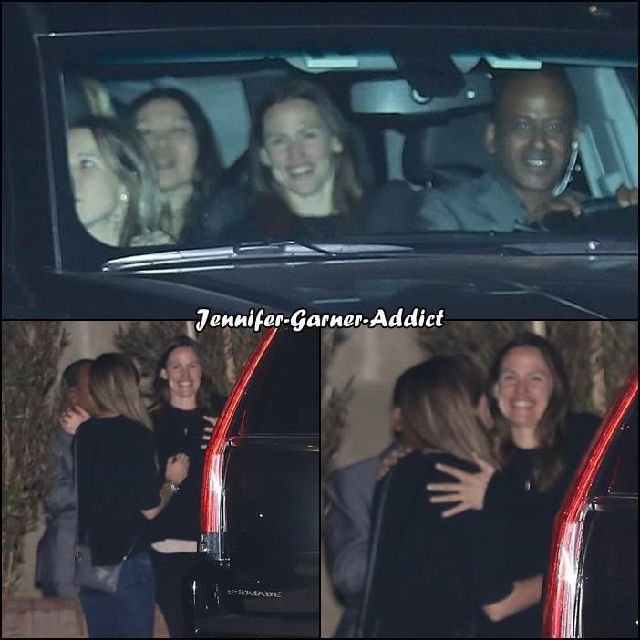 Jen de sortie avec des amies - le 16 Avril -
