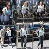 Jen a été sur un tournage - le 23 Avril -