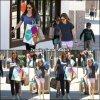 Jen et les enfants sont allés faire les boutiques - le 29 Avril -