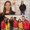 Jen au City Year Los Angeles Spring Break - le 6 Mai -