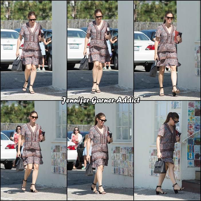 Jen a été à l'église - le 28 Mai -
