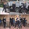 Jen sortant de la gym - le 3 Juin -