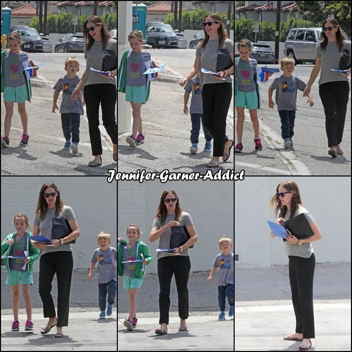 Jen et les enfants - le 2 Juillet -