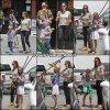 Jen et les enfants sont allés acheter du matériel - le 2 Juillet -