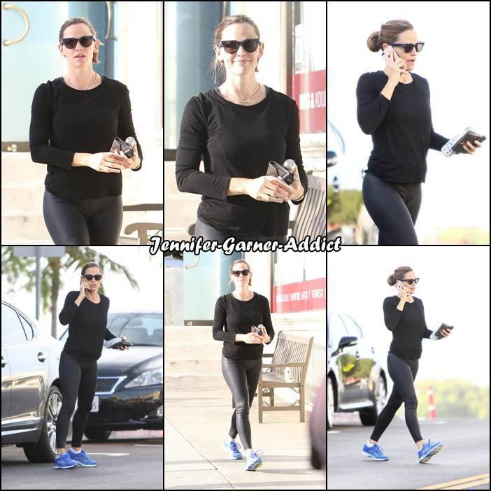Jen a été à la gym - le 13 Juillet -