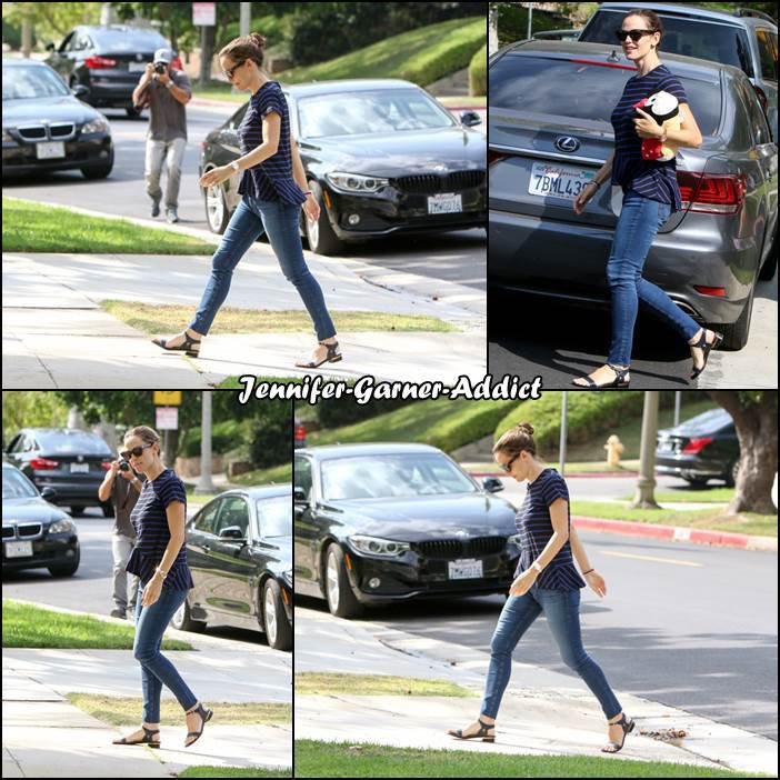 Jen dans LA - le 24 Juillet -
