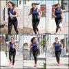 Jen sortant de la gym - le 26 Juillet -