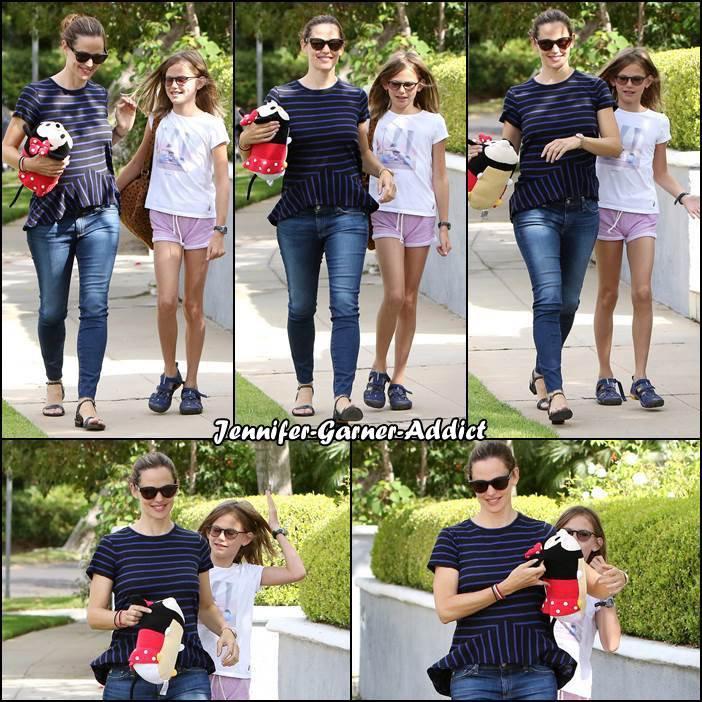 Jen et Violet - le 24 Juillet -