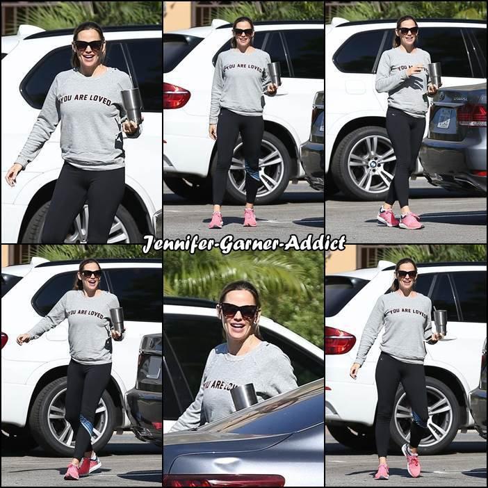 Jen a été à la gym - le 29 Aout -