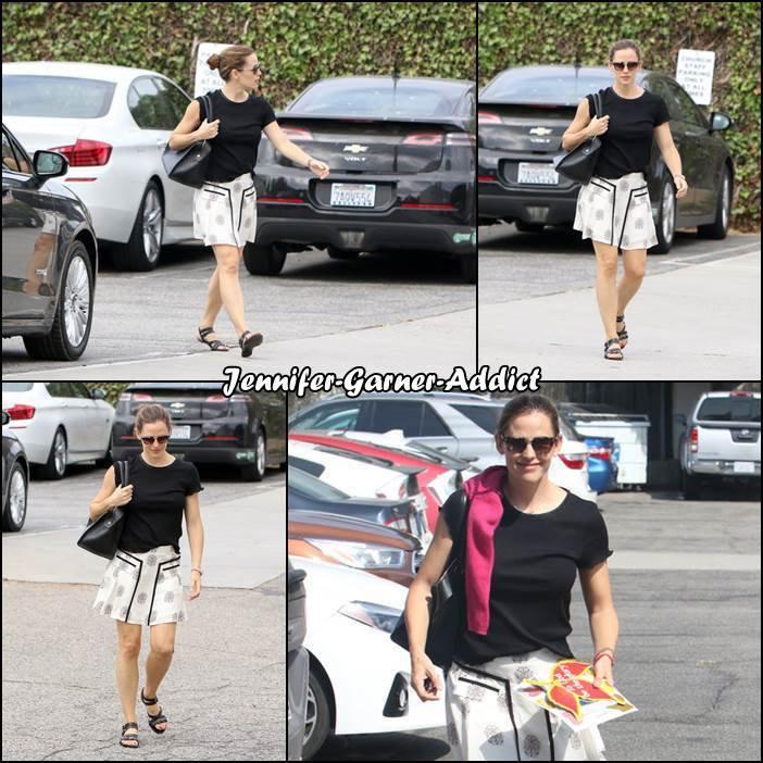 Jen à LA - le 1er Octobre -