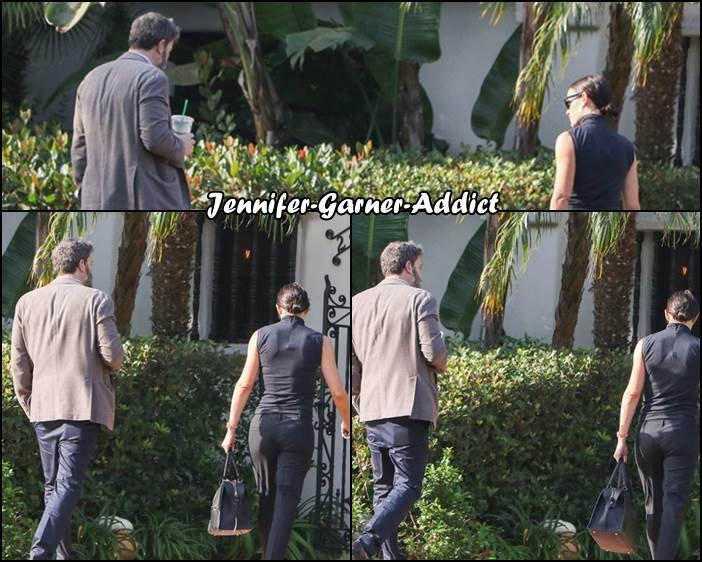 Jen avait un rdv avec Ben - le 13 Octobre -