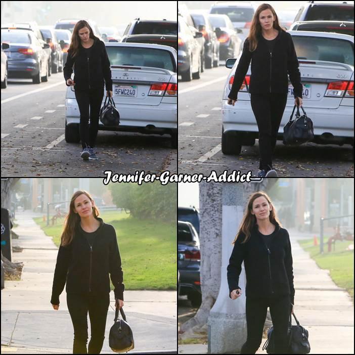 Jen dans LA- le 7 Janvier -