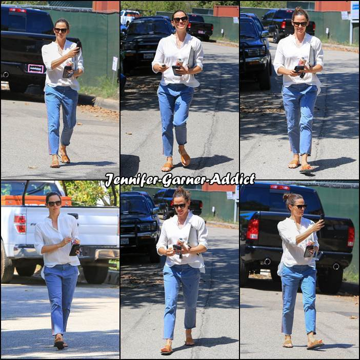 Jen dans Los Angeles - le 17 Juillet  -