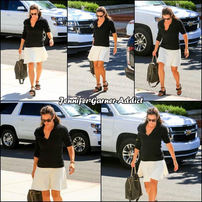 Jen a été à l'église - le 22 Juillet -