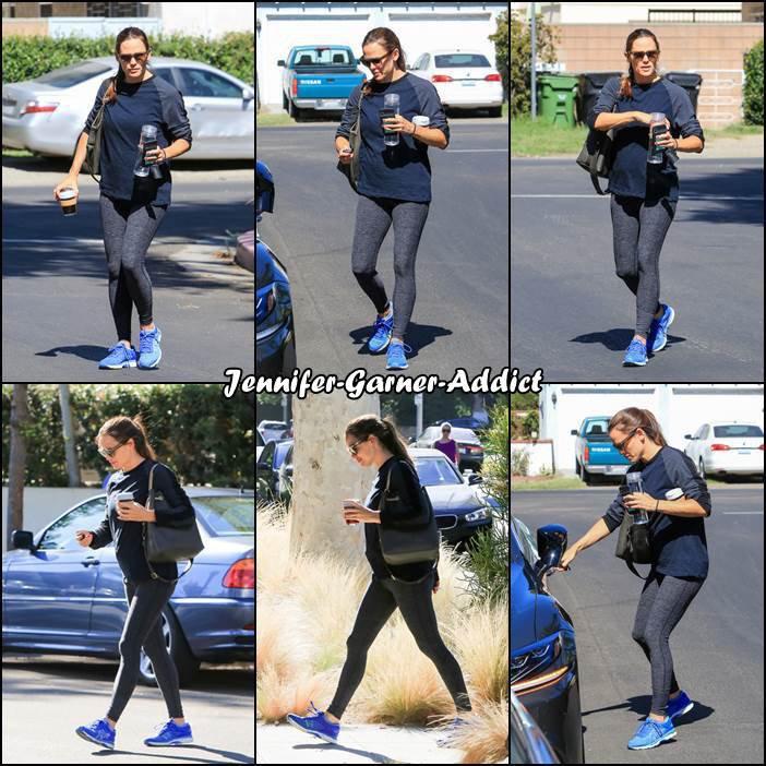 Jen a été faire du sport - le 23 Juillet -