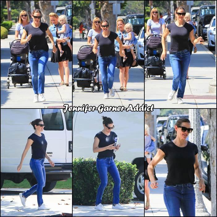 Jen dans Los Angeles - le 23 Aout -