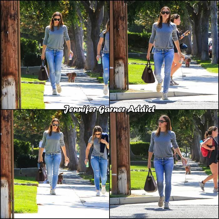 Jen dans Los Angeles - le 11 Septembre -