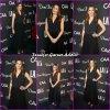 Jen était au gala annuel du L.A. Dance Project  où elle a rencontré Nathalie Portman et son mari Benjamin Millepied - le 20 Octobre -