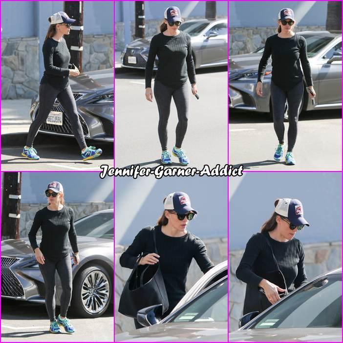 Jen dans LA - le 27 Octobre -