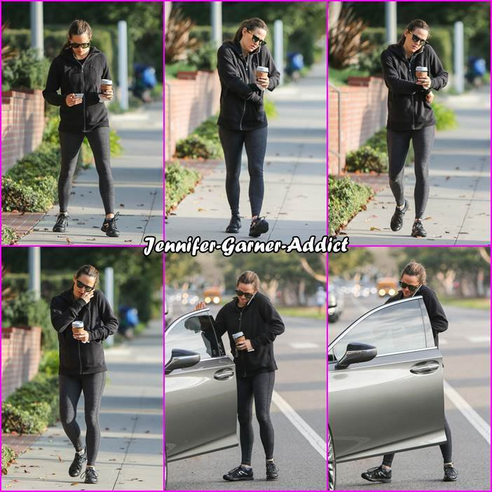 Jen dans LA - le 18 Décembre -
