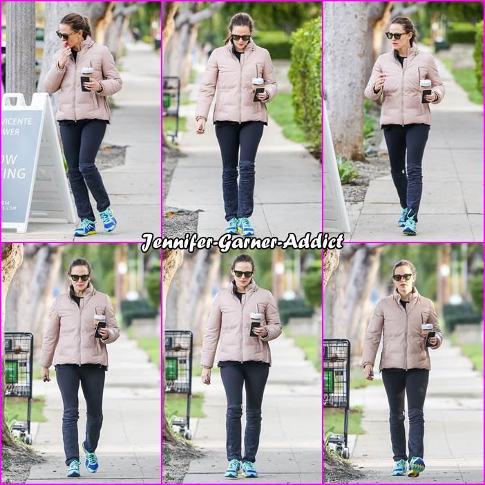 Jen dans LA - le 8 Janvier -
