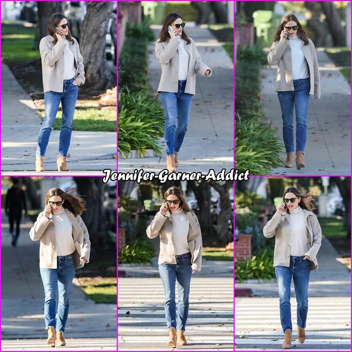Jen dans LA - le 9 Janvier -