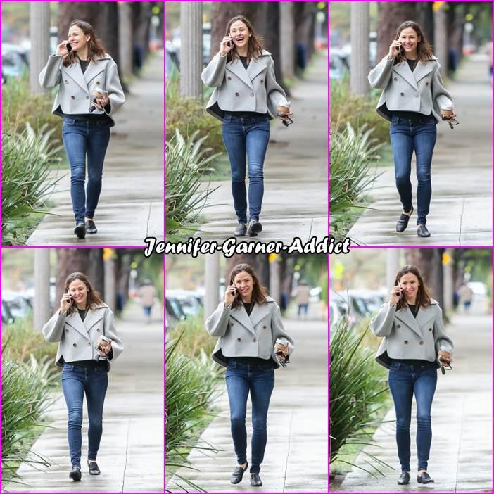 Jen dans LA - le 16 Janvier -