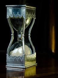 Le temps s'échappe