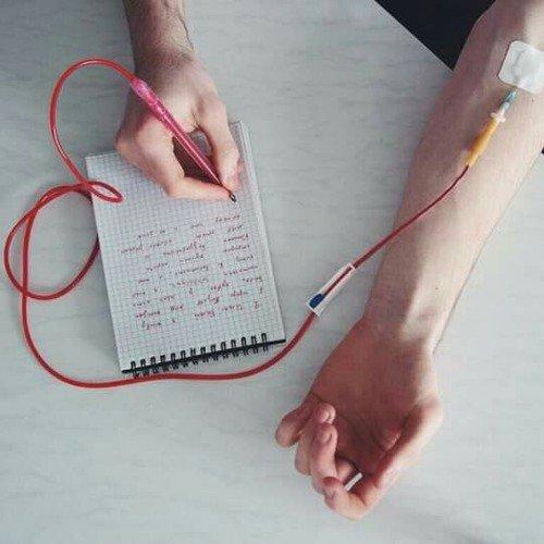 . . Ma vie ou l'écriture.. .