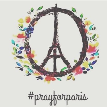 . . #PrayForParis . .