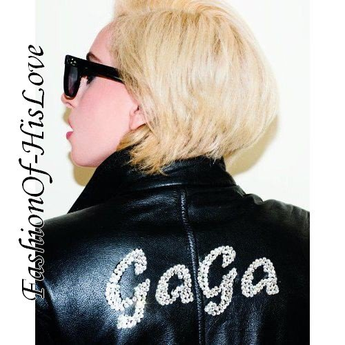 Lady GaGa par Terry Richardson ♥